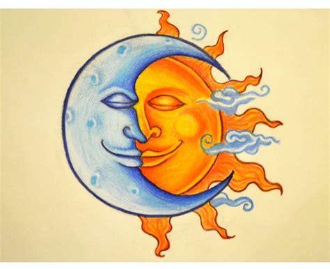 Sun and Moon - - Maria Acevedo - Tattoos & Fine Art | Sun ...