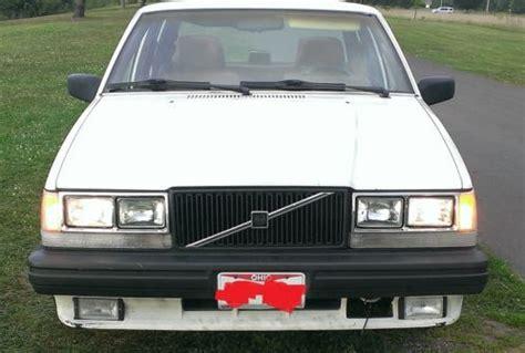 Volvo Dayton Ohio by Sell Used 1987 Volvo 740 Gle In Dayton Ohio United States