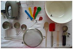 Tool And Equipment In Baking And Cooking | Home Design and ...