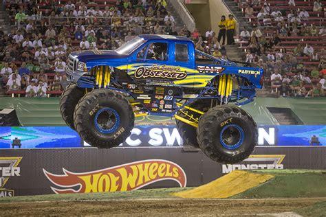 monster truck jam san obsessed monster jam