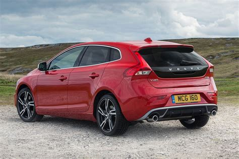 volvo  hatchback review summary parkers