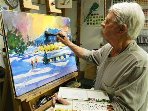 heritage fine arts guild announces painting workshops