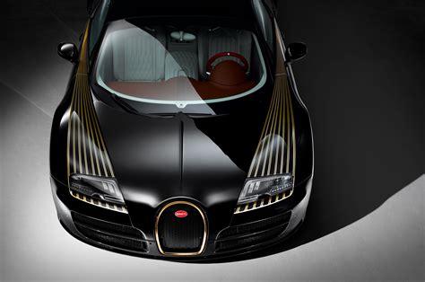 Bugatti Veyron Grand Sport Vitesse Black Bess Headed To