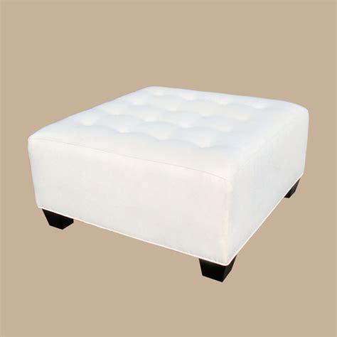 southwestern furniture v25 square ottoman