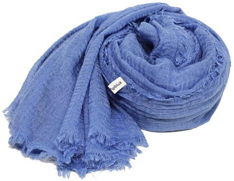 blue crinkle pashmina shawl pashmina wholesale