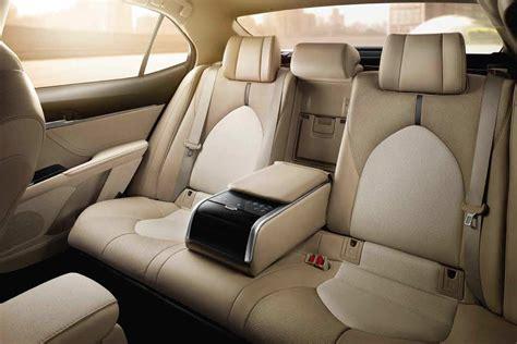 toyota camry hybrid rear seats autobics