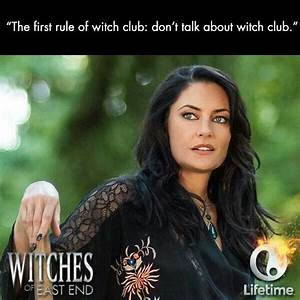 126 best Witches Of East End images on Pinterest | Witches ...