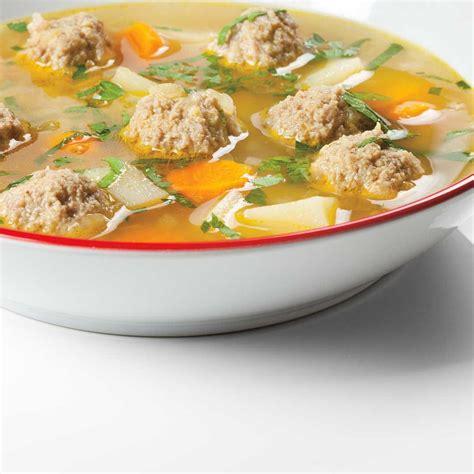cuisine vietnamienne recettes soupe aux boulettes de porc ricardo