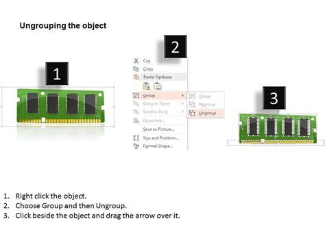 computer ram random access memory card icon storage