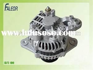 Alternator Diagram For Car  Alternator Diagram For Car