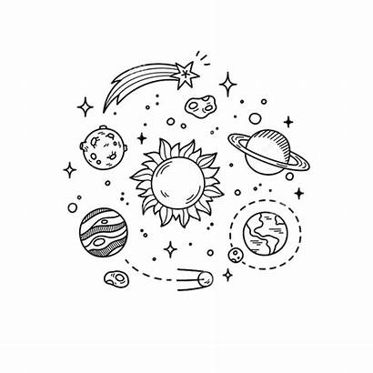 Clipart Planets Galaxy Drawings Planet Stars Space