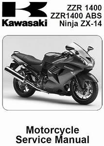 Buy Kawasaki Ninja 250r Ex250 Factory Service Repair Manual Cd 1988 U20132007 07 06 05 Motorcycle In