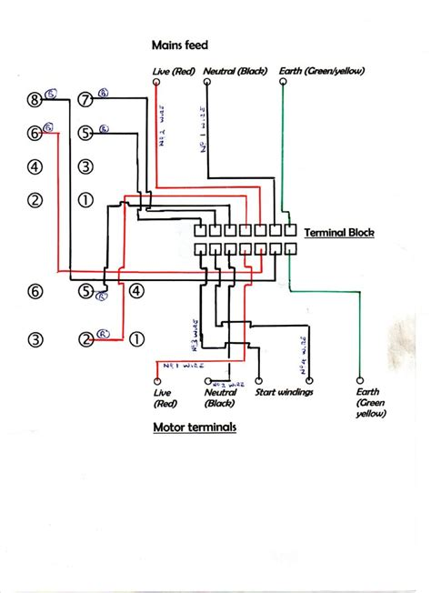 Nvr Wiring Diagram by Replacement For Dewhurst Switch Model Engineer