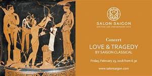 Classical Music Concert: Love and Tragedy #4 @ Salon ...