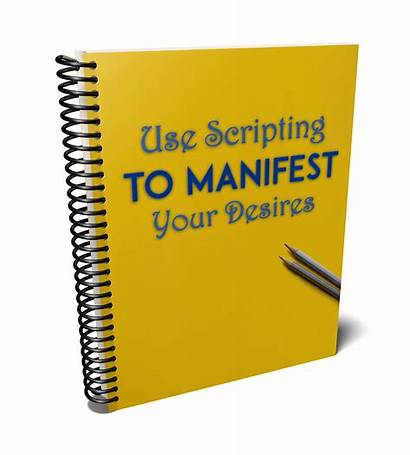 Manifest Scripting Attraction Law Journaling Desires