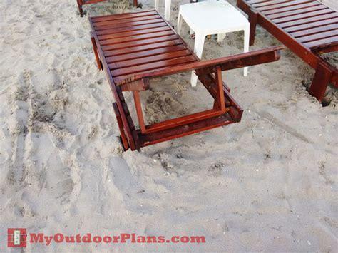 diy chaise lounge myoutdoorplans  woodworking
