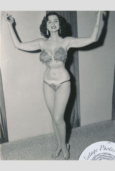 burlyqnell: Dorian Dennis - Miss French Riviera: vintage 8x10... | Burlesque Stars | Pinterest ...