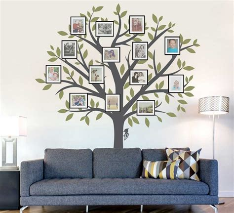 family tree wall ideas nature wall decal home