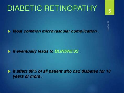 Pathology And Complications Of Type 2 Diabetes Mellitus