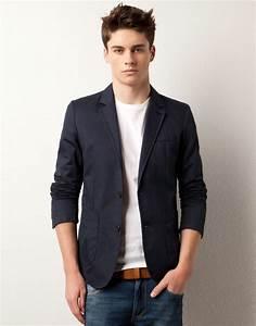 Blazer & Jeans   Mens Spring Fashion   Guys Fashion ...
