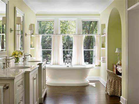 tips ideas  choosing bathroom window curtains