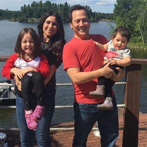 Richard Thomas and His Family