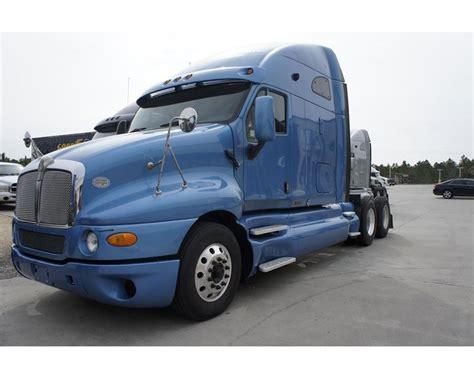 2009 kenworth truck 2009 kenworth t2000 sleeper truck for sale newnan ga
