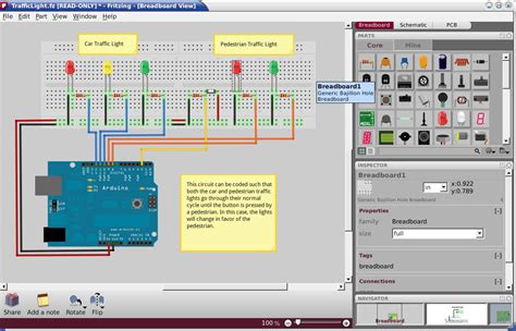 fritzing create your own arduino pcb s theo s mechanische aap