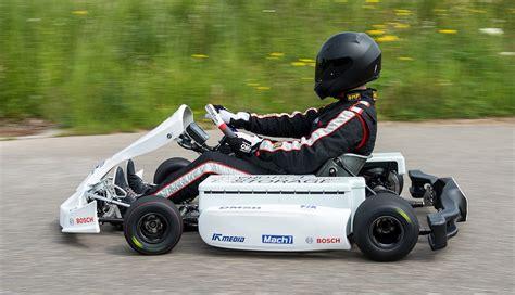 go kart elektro elektro motorsport gokarts werden sauber leise