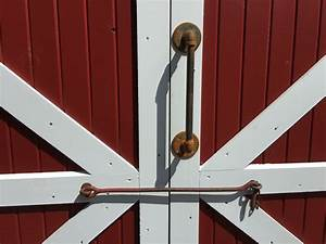 British, Brace, Designed, Garage, Doors