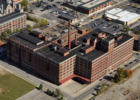 crowell collier building sold