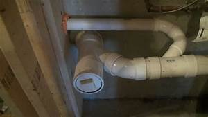 Basement Bathroom Ejector Pump System  Do I Need One