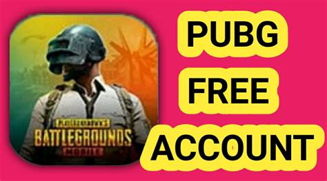 PUBG Free Account And Password 2021