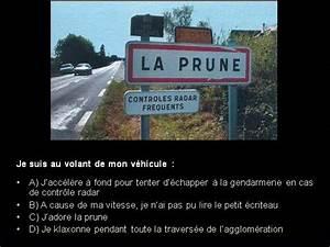 Code De La Route Question : humour les nouvelles questions du code de la route ~ Medecine-chirurgie-esthetiques.com Avis de Voitures