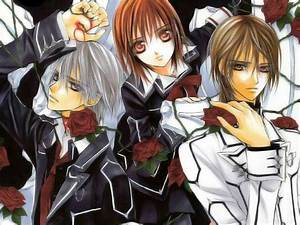 1000+ images about Vampire Knight on Pinterest