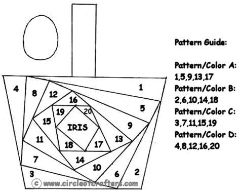 pin  patricia panzica  cards iris  tea bag folding
