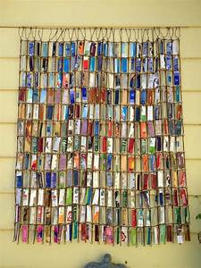 Reuse Old Credit Cards To Create A Unique Décor! - Fun Do
