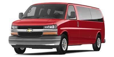 2008 Chevrolet Express Passenger Values Nadaguides