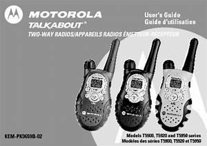 T5950 Series Manuals