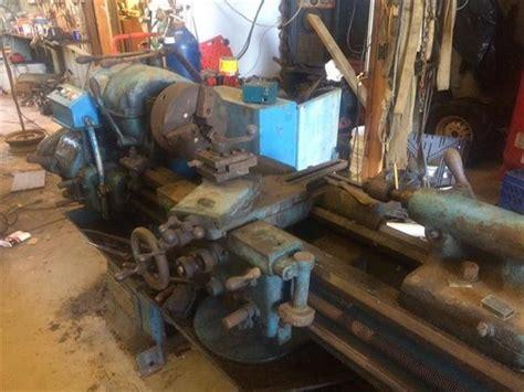 photo index rockford lathe drill  lathe