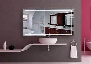 Spiegel Bad Led : badspiegel luce led beleuchtet wandspiegel led spiegel led ~ A.2002-acura-tl-radio.info Haus und Dekorationen