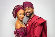 Watch: Adesua Etomi's Adorable Introduction of Banky W ...
