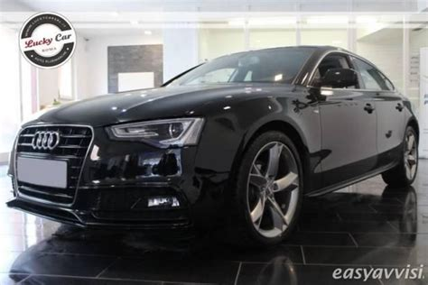 audi a5 5 porte sold audi a5 sportback 2 0 tdi s l used cars for sale