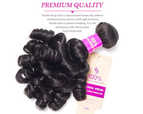 Peruvian Virgin Hair Weave Funmi Hair 3 Bundles