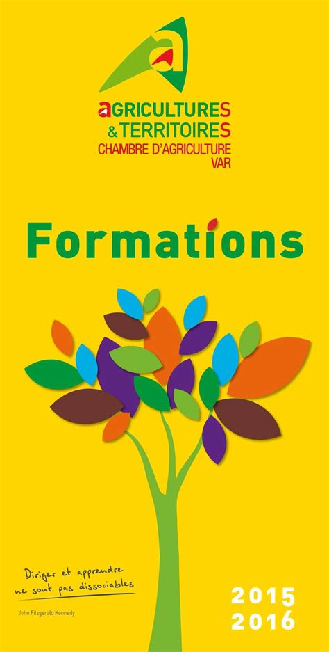 chambre agriculture 82 calaméo catalogue formation 2016 chambre d 39 agriculture