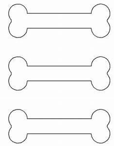 printable dinosaur skeleton template - bone pattern clipart clipground
