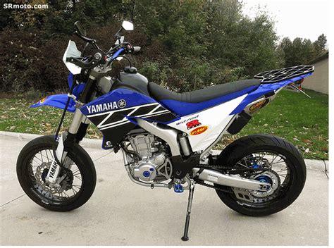 Yamaha Wr250r Supermoto Conversion