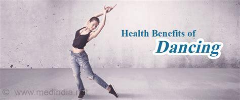 health benefits  dancing slideshow