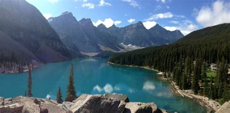 Lake Louise Boat Rental by Boat Rental At Lake Moraine Picture Of Moraine Lake