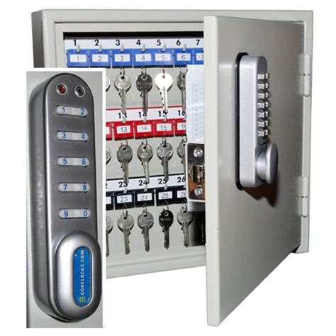 key storage cabinet with combination lock combination locking key storage by insight security